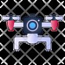 Aerial Drone Drone Camera Quadcopter Icon