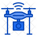 Drone Wifi Iot Internet Things Icon