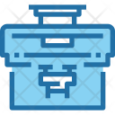 Drone Case Technology Icon