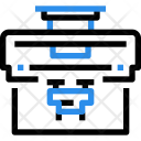 Case Drone Box Icon