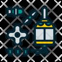 Drone Components Icon