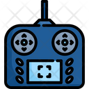 Control Drone Technology Icon