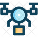Deliverym Drone Delivery Drone Icon
