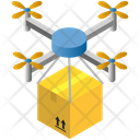 Logistics Delivery Parcel Icon