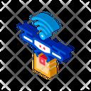 Drone Aerial Control Icon