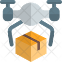 Drone Delivery Drone Delivery Icon