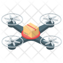 Drone Delivery Services Icon