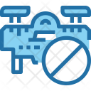 Drone Allowed Not Icon