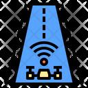 Runway Drone Ai Icon
