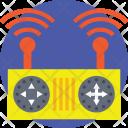 Drone Remote Controller Icon
