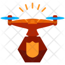 Security Drone Icon