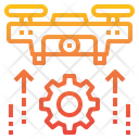 Drone Setting Icon