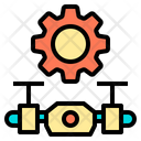 Setting Drone Ai Icon