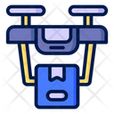 Drone Shipping Drone Shipping Icon