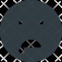 Drool Emoji Face Icon