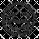 Drool Emoji Smiley Icon