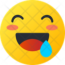 Drooling Smiley Avatar Icon