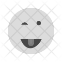 Drooling Emoji Face Icon