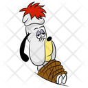 Droopy Dog Icon