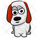 Droopy Dog Sad Droopy Angry Droopy Icon
