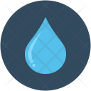 Drop Water Blood Icon