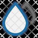 Drop Water Blur Icon