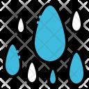 Drop Humidity Rain Icon