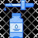 Drop Medicament Medicine Icon