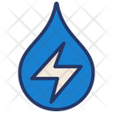 Drop Transparent Water Icon