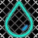 Rain Water Fuel Icon
