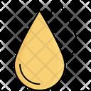 Aqua Dew Drop Icon