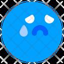 Drop Sad Cry Icon