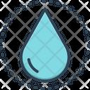 Drop Raindrop Liquid Icon