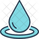 Drop Pure Ripple Icon