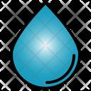 Drop Droplet Set Icon
