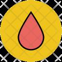 Drop Blood Fall Icon