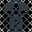 Drop Delivery Icon