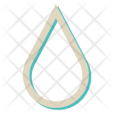 Drop Water Oil Icon