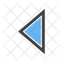 Drop-left Icon
