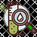 Drop Magnify Investigate Experiment Drop Magnify Icon