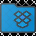 Dropbox Directory Folder Icon