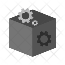Dropbox settings Icon