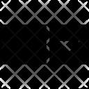 Dropdown field Icon
