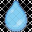 Droplet Driblet Teardrop Icon