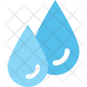 Droplet Drops Rain Icon