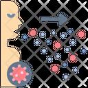Droplet Spread Icon