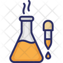 Chemical Dropper Dropper Lab Test Icon