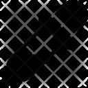 Dropper Experiment Laboratory Icon
