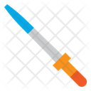 Dropper Lab Healthcare And Medical Icon