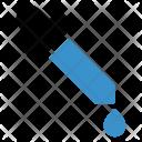 Dropper Healthcare Liquid Icon